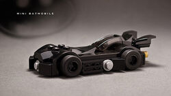 Mini Batmobile main