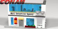 Mori Detective Agency (Detective Conan)