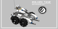 Wolven Tank - Galaxy Command
