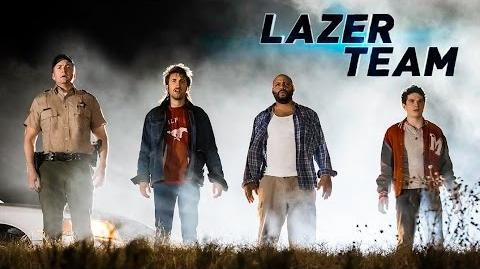 Lazer Team - Movie Teaser - Official - 4k