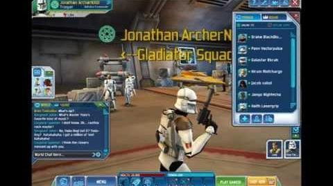 Jonathan Archer-Diamond Eyes