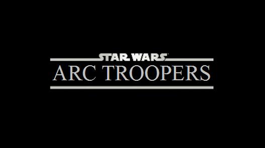 Star Wars ARC Troopers logo 2