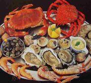 Seafood cusine