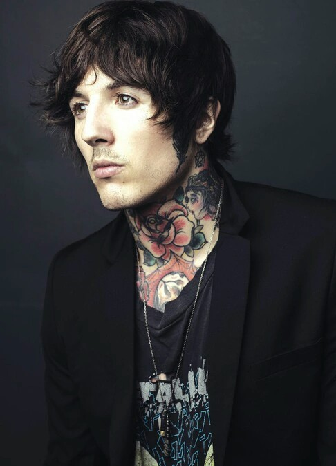 Oliver Sykes | CWS Wiki | FANDOM powered by Wikia