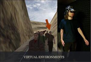 Social virtual reality