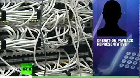 "Exclusive -- ""Anonymous"" hacker speaks of revenge for WikiLeaks, Assange"