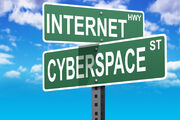 Internet-cyberspace
