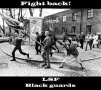 Fight back! LSF sttle