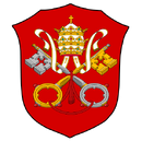 Papal States Coat Of Arms