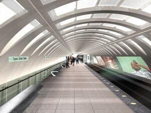 Malla-subway