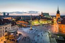 Warsaw, Castle Square