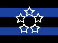United Alliance flag