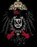 Wappen Deutsches Reich - Reichsadler 1889
