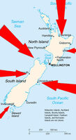 Naval Landings NZ