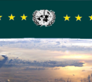 Provisional Flag of the EUFN