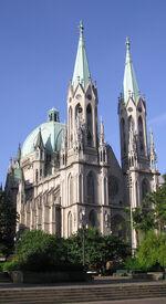 Catedral Metropolitana de Sao Paulo 4 Brasil