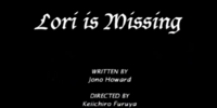Lori is Missing