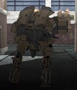 Infantry Savior Tank