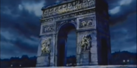 The Demon of the L'Arc de Triomphe