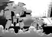 Savior Tanks (Manga)