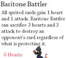 Baritone Battler