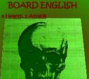 Board English
