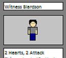 Witness Blardson