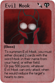 Evil Mook