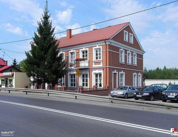 File:Kurów, Urząd Gminy - fotopolska.eu (337274).jpg