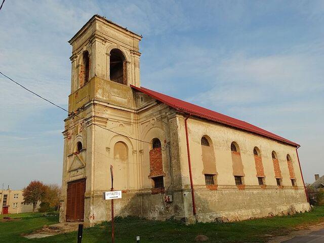 File:Virbalis, ev. liuteronų bažnyčia.JPG