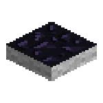 Obsidian Pressure Plate (Silent)