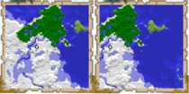 Maps overlapping