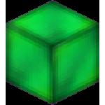 Green Sapphire Block