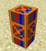 Mining Pipe (BuildCraft)