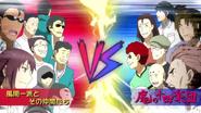 Kazama Family Alliance vs 14 Orchestra of Evils