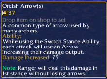 Orcish Arrow