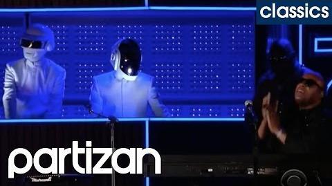 WARREN FU - DAFT PUNK (GET LUCKY LIVE, feat