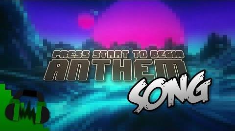 """""""PRESS START TO BEGIN ANTHEM"""" Song - DAGames"""