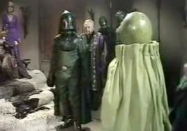 Doctor WHO the-monster of peladon