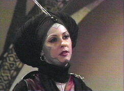 Myra Frances as Adrasta