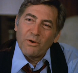 Norman Alden as Senator Bill Orloff