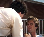Bobby threatens Ed Haynes