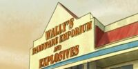 Wally's Emporium of Hardware and Explosives