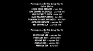 The family cruise end credits