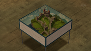 DCube-Castle Walls