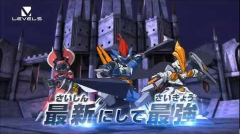 【TVCM】『ダンボール戦機W』最新最強篇