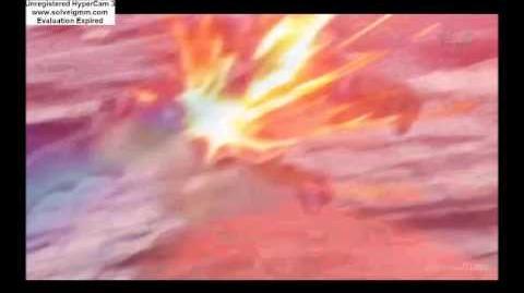 Danball Senki Attack Function Sword Cyclone