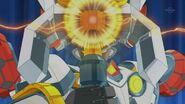 Mega thunder cross 004