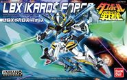 Ikaros Force Box-art