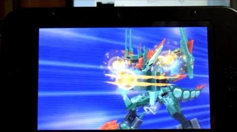 ダンボール戦機ウォーズ 必殺ファンクション・トライキャノン-2